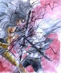 Clash of the Rune blades