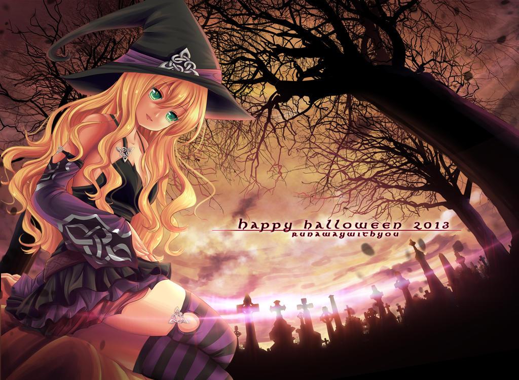 Halloween 2013 by runawaywithyou
