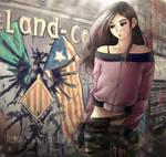 mural by runawaywithyou