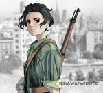 Marina Ginest by runawaywithyou