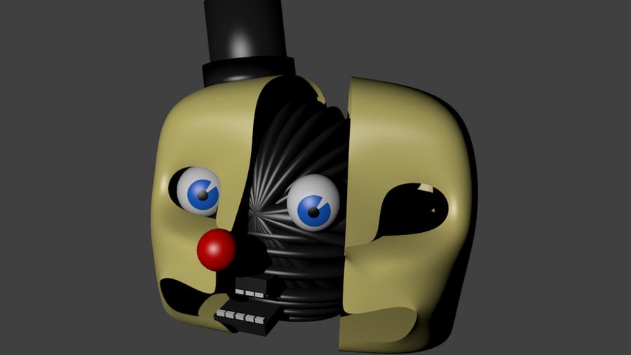 Fnaf Animatronics Blender By A1234agamer – Fondos de Pantalla