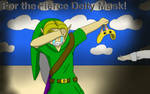 For the Fierce Deity Mask