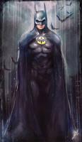 Batman 1989 by VadimLityuk