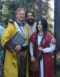 Atrus, Achenar, and Catherine