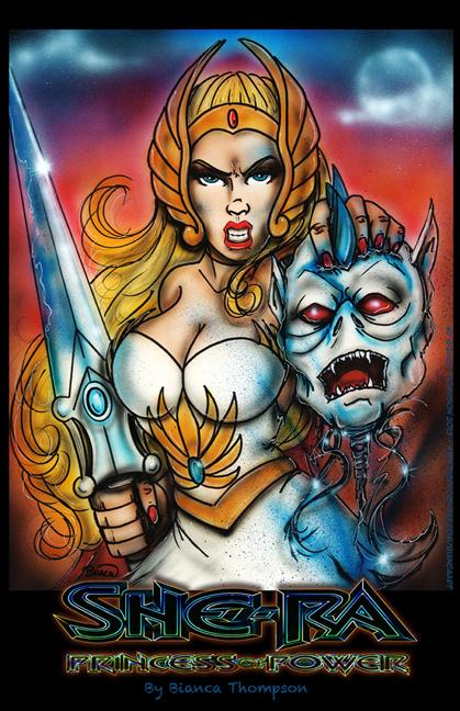 She-Ra Princess of Power | Toonfind cartoon database