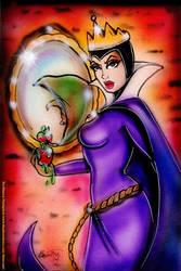 Evil Queen by BiancaThompson