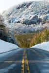 Kancamagus Highway Winter