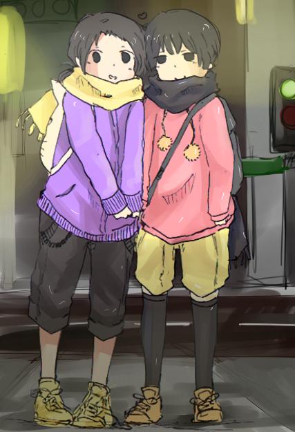 APH:azn kids by zhibaoji