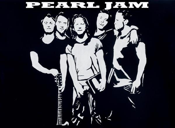 PEARL JAM by Yofooda