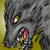 Guyle - werewolf avatar by NightmareCafe