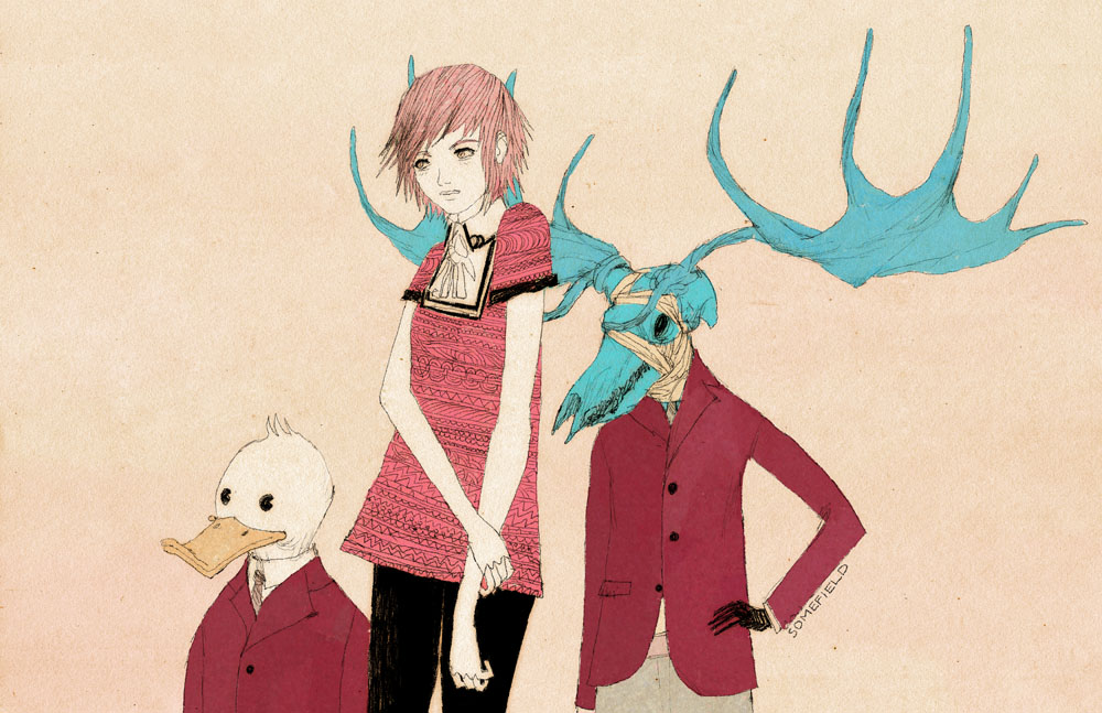 trio by somefield
