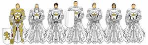 Aerys II's Kingsguard