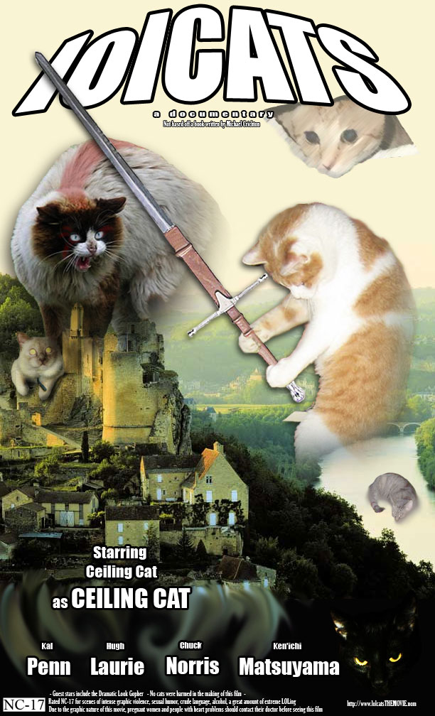 lolcats THE MOVIE by phowks on DeviantArt