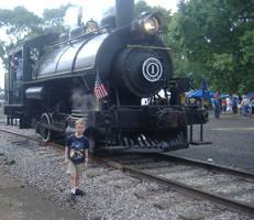 Old Locomotive No 1 by furocious-studios