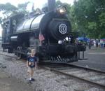 Old Locomotive No 1