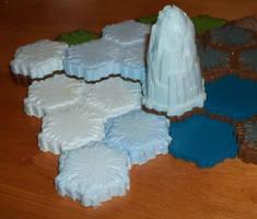 Custom Snow Terrain Exp01 by furocious-studios