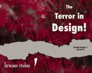Terror in-Design by furocious-studios