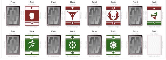 Sabacc Face Cards