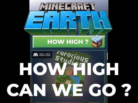 Minecraft Earth Maximum Build Height