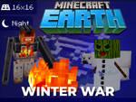 Minecraft Earth Winter War