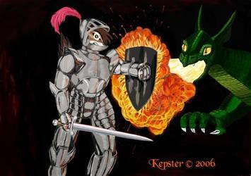 Furocious Knight by furocious-studios