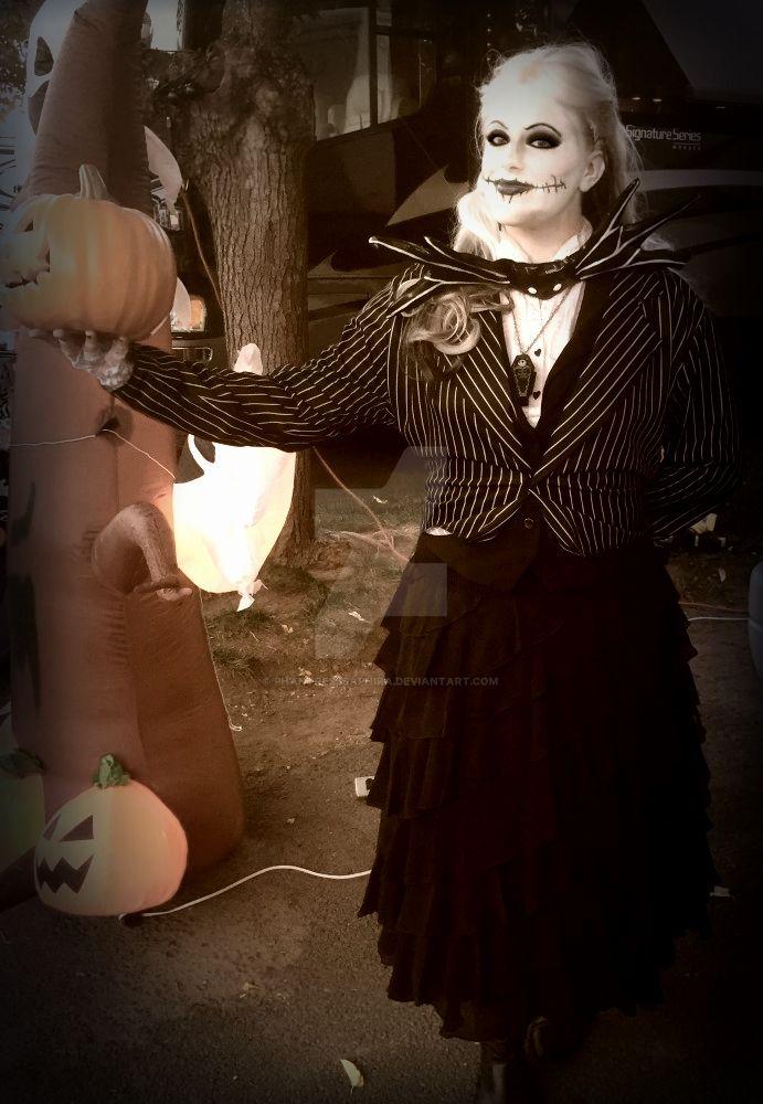 All Hail The Pumpkin Queen! by PhantressSaphira