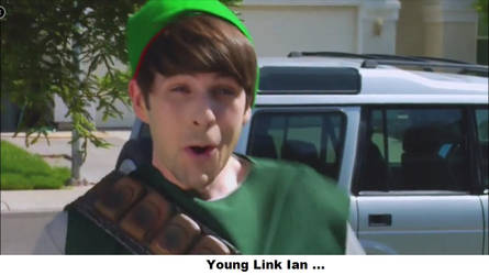 Young link Ian by Division90