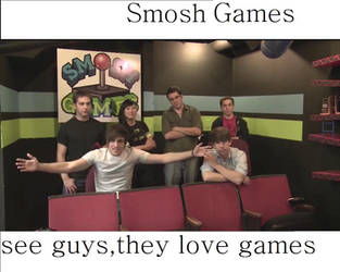 Smosh Games !! by Division90