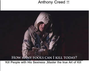 Anthony Creed by Division90