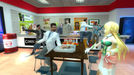 A Night In 7 Eleven by Division90