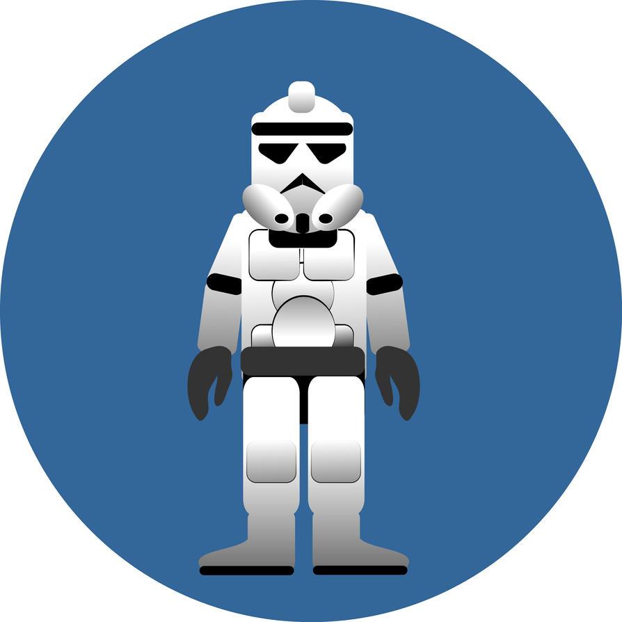 Stormtrooper by Natah1