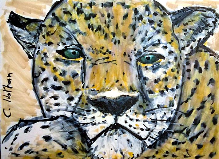 Jaguar by Natah1