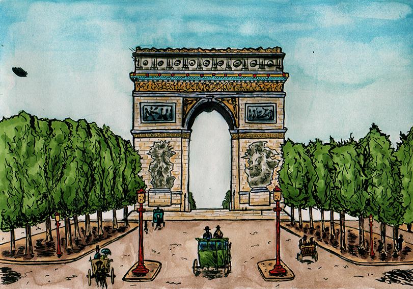 Paris by Natah1