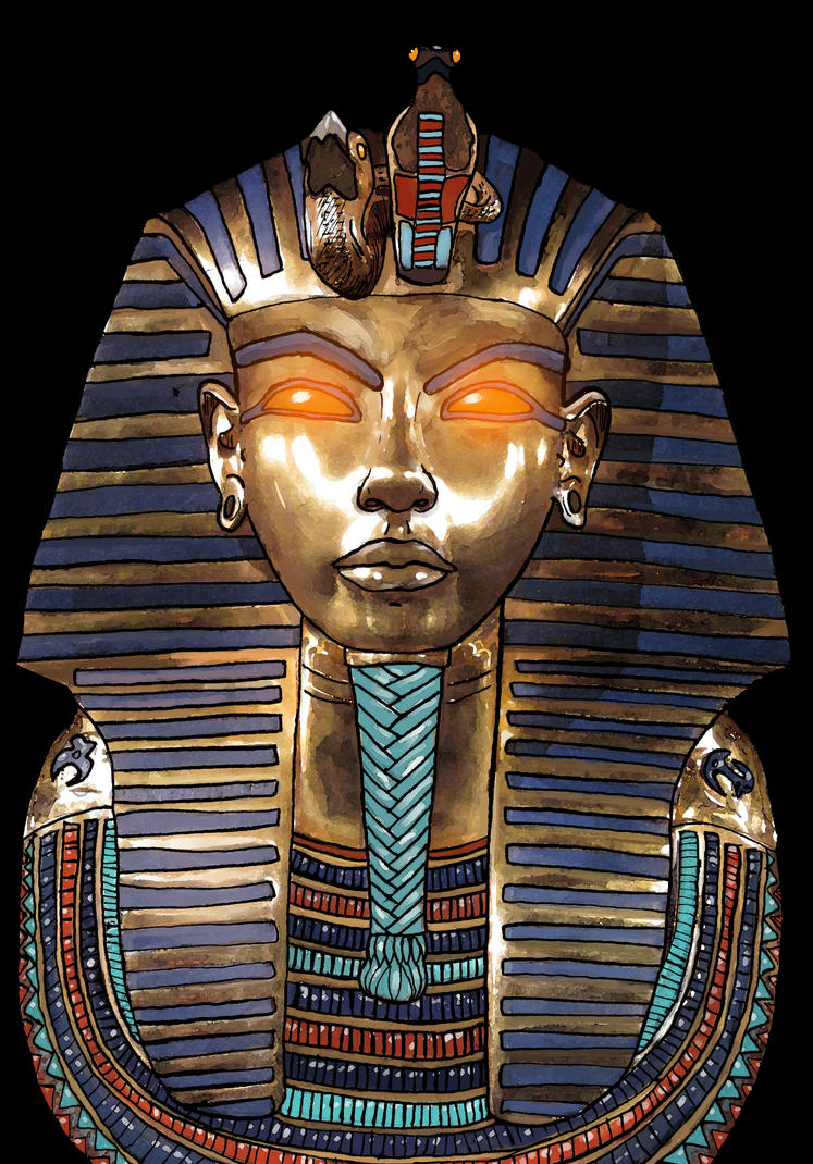 Pharaoh by Natah1