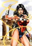 Wonder Woman by Marcio Abreu