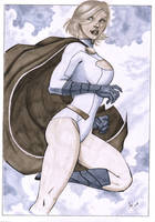 Power Girl by Miclix0458