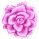 Misc Icon - 002 Rose Pink by BAKASHiYOU