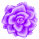 Misc Icon - 003 Rose Purple by BAKASHiYOU
