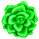 Misc Icon - 007 Rose Green by BAKASHiYOU