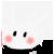 Animal Icon - 006 Bunny White R