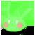 Animal Icon - 014 Bunny Green R