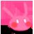 Animal Icon - 025 Bunny Pink L