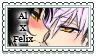 Stamp - 058 Alister x Felix by BAKASHiYOU