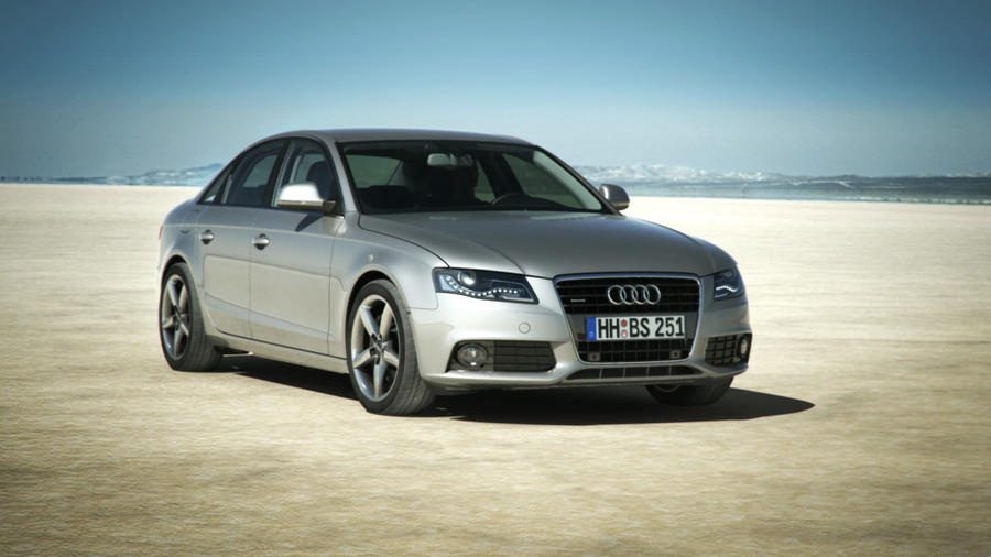 Audi A4 Saltlake by MUCK-ONE