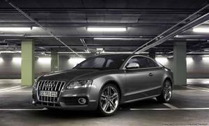 Audi S5 at Calumet