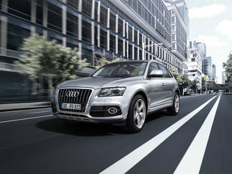 Audi Q5 Downtown by MUCK-ONE