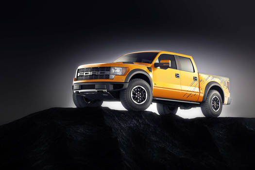 Ford Raptor F-150 SVT