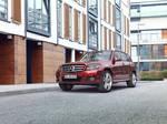 Rubyred Mercedes GLK