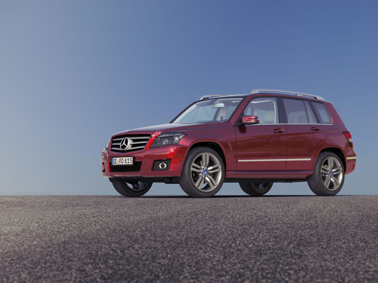 Rubyred Mercedes GLK V.2 by MUCK-ONE