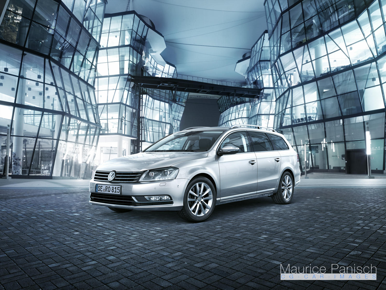 VW Passat by MUCK-ONE